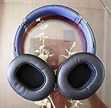 Ear Pad Earpads Leather Cushion Repair Parts for Sony MDR-ZX770bn MDR-ZX770BT MDR-ZX770DC MDR-ZX780BN Headphones(earmuffes) Headset