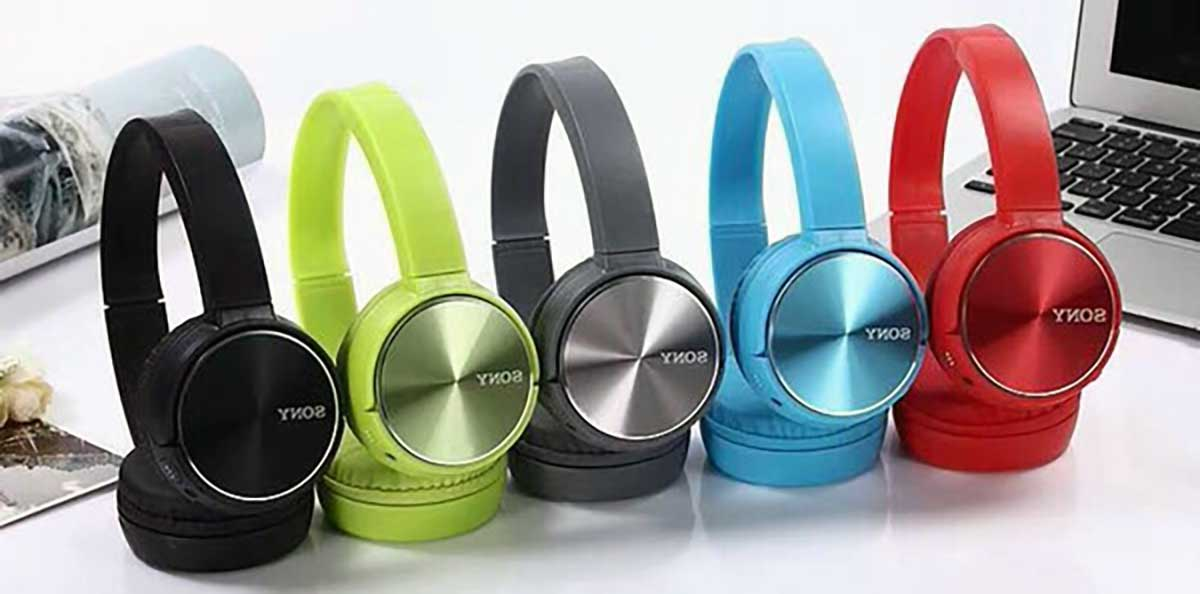 auriculares inalambricos sony