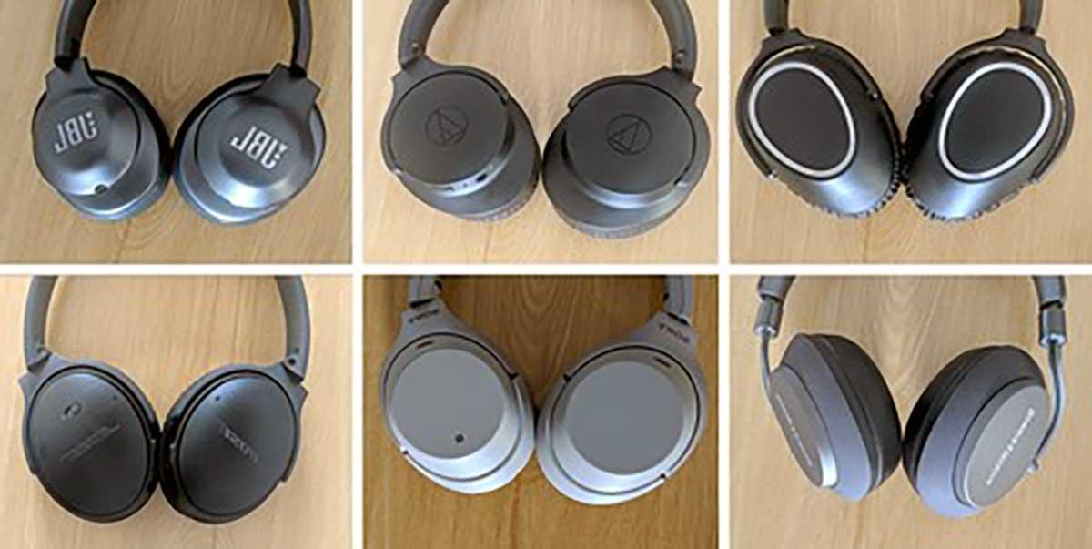comparativa de auriculares inalambricos