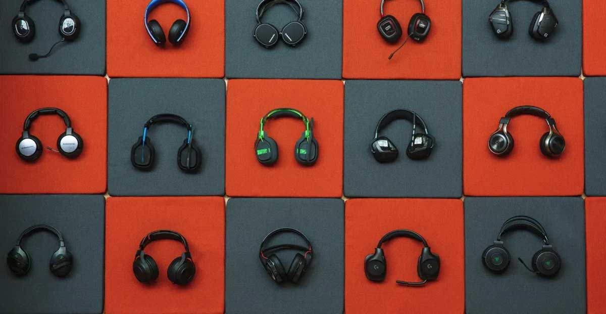 auriculares inalambricos gaming