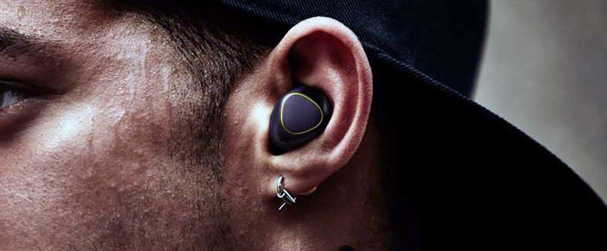 mini auriculares inalambricos